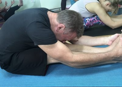 yoga men forward bend